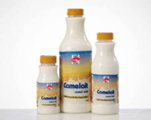Camelait is Al Ain dairy product. It is pasteurized camel milk.